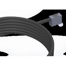 Двухканальный цифровой датчик контроля моточасов ДМ-03